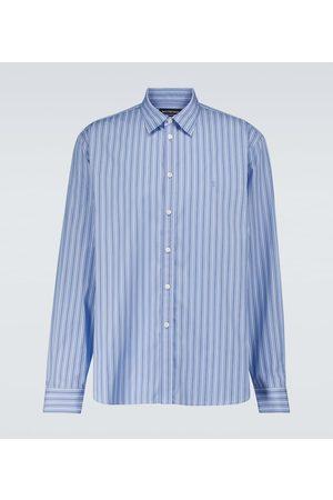 Balenciaga Long-sleeved cotton shirt