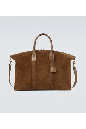 Saint Laurent Giant leather tote bag