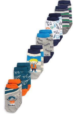 Tucker + Tate Toddler Boy's Kids' Assorted 6-Pack No-Show Socks