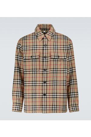 Burberry Calmore overshirt