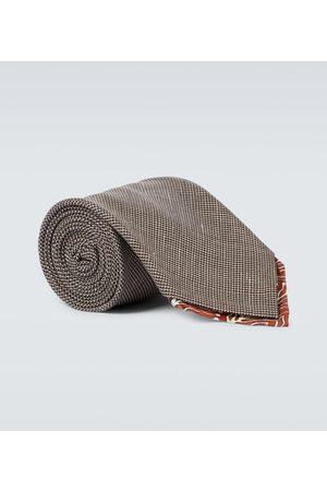 BRAM Monterosso wool tie
