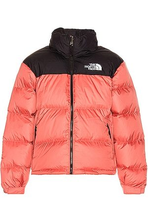 The North Face 1996 Retro Nuptse Jacket in Rose