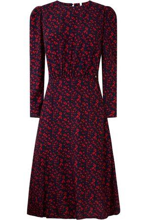 Pepe Jeans Carla Long Sleeve Dress M Multi