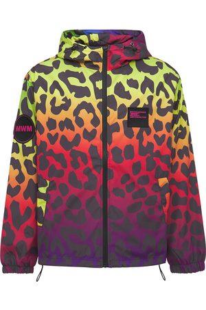 MWM - MOD WAVE MOVEMENT Leopard Rain Jacket