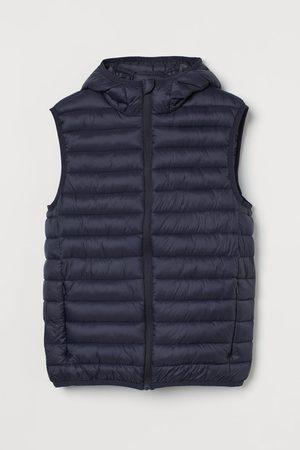 H & M Men Gilets - Padded Lightweight Vest