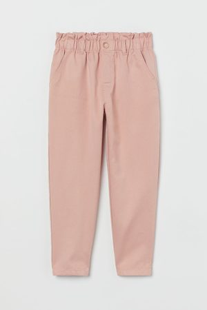 H & M Relaxed Fit Twill Pants