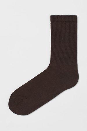H & M Men Socks - Fine-knit Socks