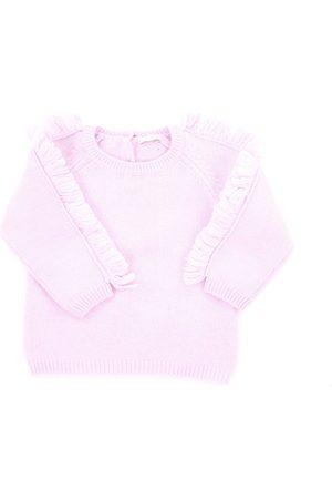 IL GUFO Sweatshirts - Crewneck baby Rose