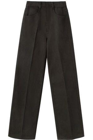 LEMAIRE Denim Straight-leg Trousers - Womens