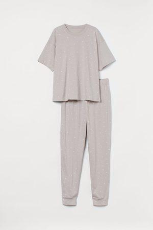 H & M Women Pajamas - Jersey Pajamas