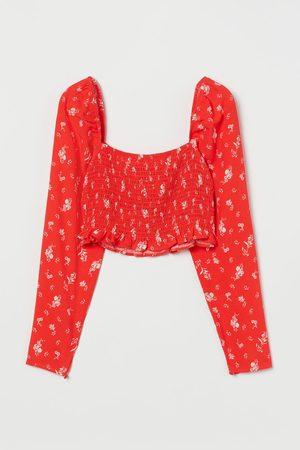 H & M Women Crop Tops - Crop Blouse