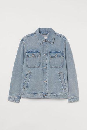 H & M Men Jackets - Twill Jacket