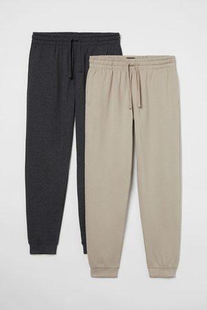 H & M 2-pack Regular Fit Joggers