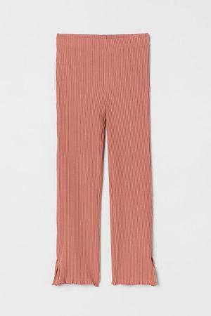 H & M Ribbed Pants
