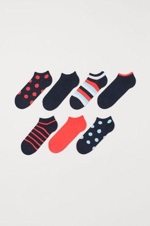 H & M 7-pack Ankle Socks