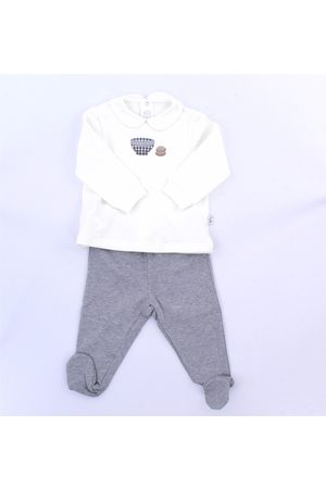 Il gufo Dungarees - Overalls baby and