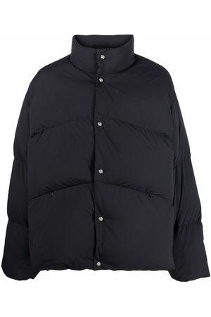 Acne Studios Men Puffer Jackets - Feather-down puffer jacket