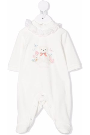 MONNALISA Teddy-bear print pyjamas