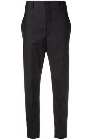 Isabel Marant Noah tailored wool trousers - Grey