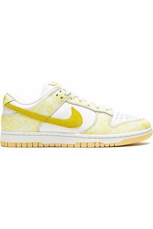 "Nike Women Sneakers - Dunk Low ""Yellow Strike"" sneakers"