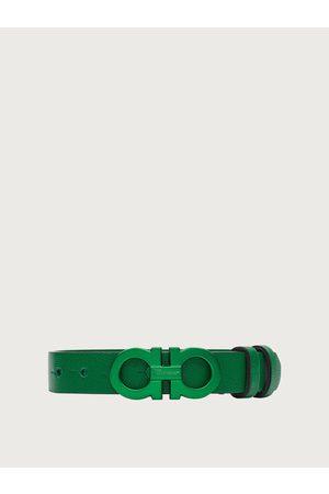 Salvatore Ferragamo Men Gancini bracelet