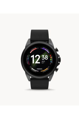 Mens Fossil Men's Gen 6 Smartwatch Silicone