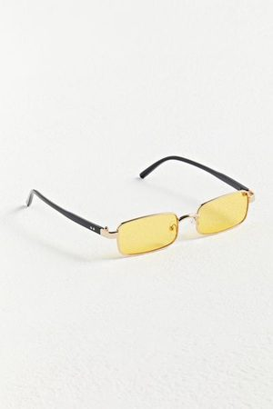 Urban Outfitters Men Square - UO Runner Up Square Sunglasses