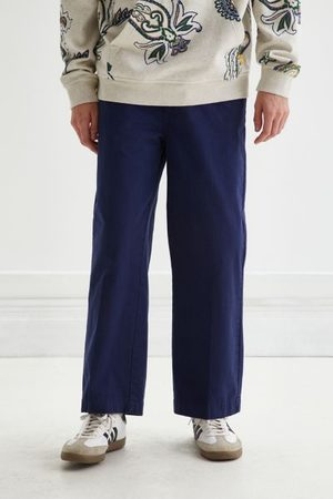Urban Outfitters UO Washed Twill Pull-On Chino Pant