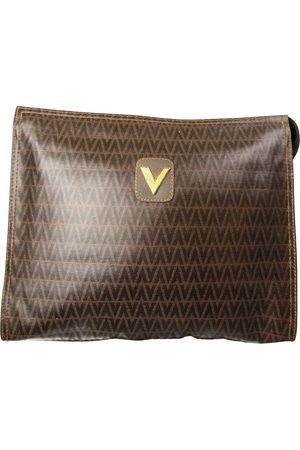 MARIO VALENTINO Leather clutch bag