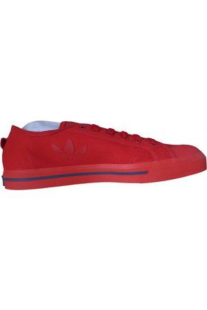Adidas x Raf Simons Spirit cloth low trainers