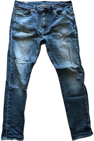 Levi's 512 straight jeans