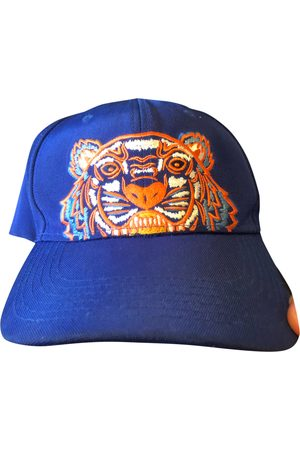 Kenzo Tiger leather hat