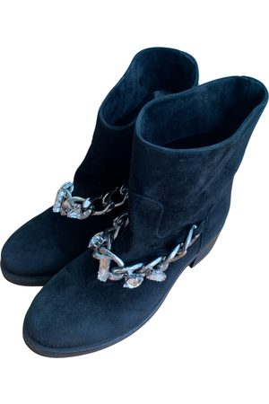 Le Silla Biker boots