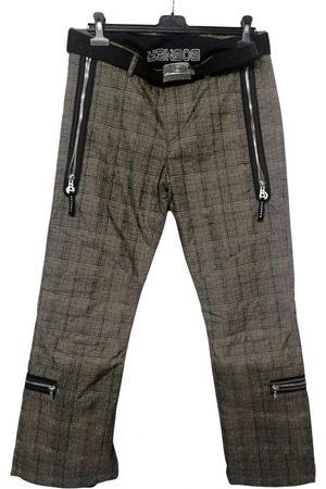 JET SET Cloth trousers
