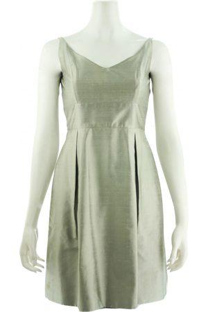 Jenny Yoo Silk mid-length dress