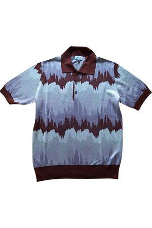 BRIONI Silk polo shirt
