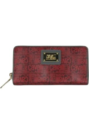 Cavalli Class Leather wallet