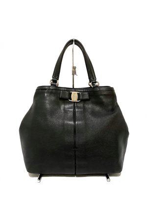 Salvatore Ferragamo Vara leather handbag