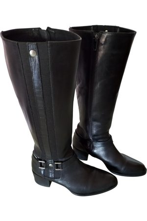 Mano Leather riding boots