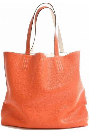 Hermès Leather handbag