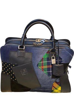 Loewe Leather weekend bag