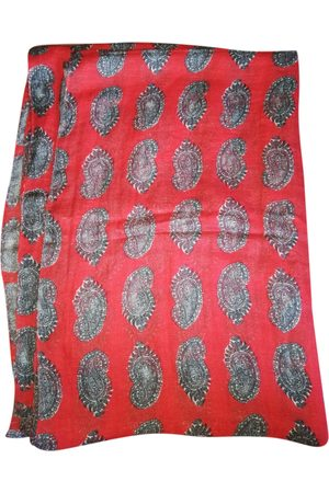 Drake's Linen scarf