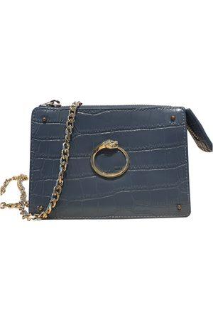 Roberto Cavalli Patent leather handbag