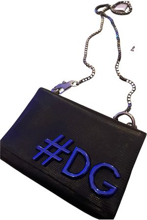 Dolce & Gabbana DG Girls leather handbag
