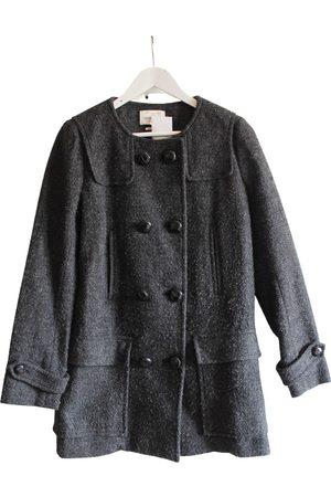 Isabel Marant Wool peacoat