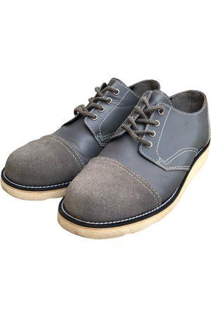 Comme des Garçons Leather boots