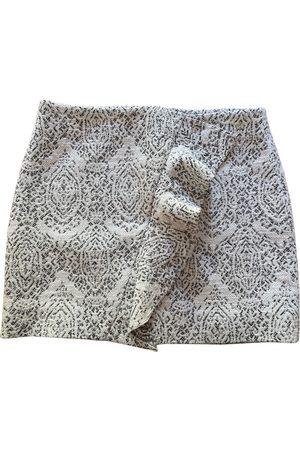 Maje Spring Summer 2019 mini skirt