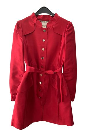 Céline Silk trench coat