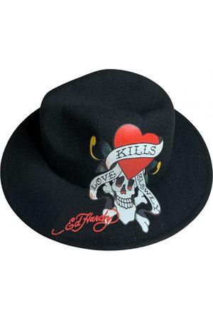 ED HARDY Men Hats - Cashmere hat