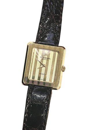 Raymond Weil Yellow gold watch